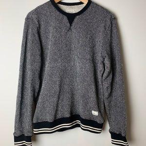 Frank and Oak pullover cotton shirt size medium